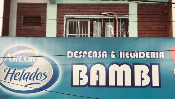 BAMBI - EIS